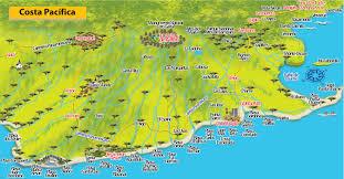 Panama City Map Mapasmaps El Valle Panama