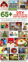 Birthday Party Ideas Homemade 65 Diy Angry Birds Party Ideas U2013 About Family Crafts