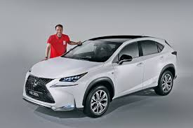 lexus white lexus nx 300h suv white fire fall base fire fall base