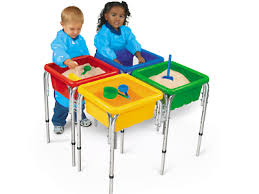 Toddler Water Table 4 Way Sand U0026 Water Table At Lakeshore Learning