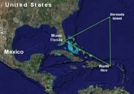 map usa bermuda what are some facts on bermuda triangle quora
