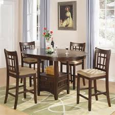 Counter Height Dining Table Kitchen Benches Round And Chairs To - Counter table kitchen