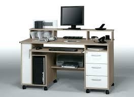 meuble bureau tunisie gracieux bureau pour ordinateur meuble pc de charmant portable et
