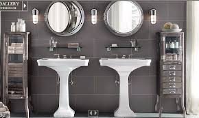 Restoration Hardware Bathroom Lighting Cool 70 Bathroom Light Fixtures Restoration Hardware Design Ideas
