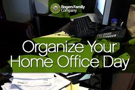 5 ideas for organizing your home office day shade grown and fresh