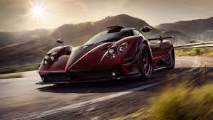pagani new custom made pagani zonda fantasma evo unveiled