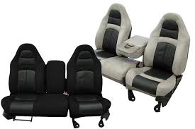 Ford Truck Upholstery Svt Lightning Upholstery Installation 99 04 F 150