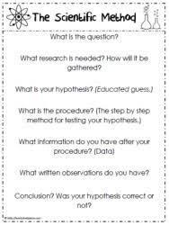 scientific method worksheets worksheets