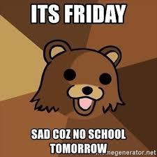 No School Tomorrow Meme - no school tomorrow meme 28 images 25 best memes about no school