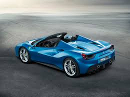 ferrari manifesto the ferrari 488 spider will be a great distraction