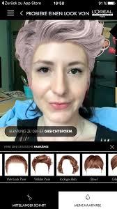 Bob Frisuren Ausprobieren by Style My Hair App Im Test Haarfarbe Und Frisuren At