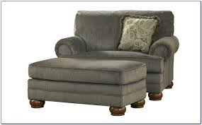 Chair And Ottoman Slipcovers Chair And A Half Slipcovers Ottoman Chairs Home Decorating