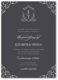 floral wedding invitations shutterfly