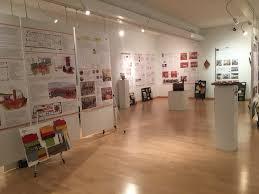 interior design opening reception recap news villa college