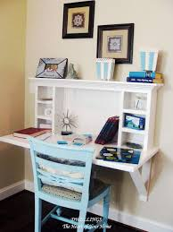 Diy Kid Desk Kid S Homework Homework Station A Place Separate From