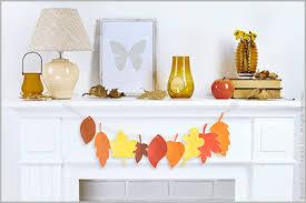 fall garland festive fall garlands the on the shelf