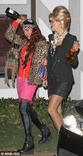 Champagne Bottle Halloween Costume Jessica Alba U0027s Ab Fab Wins Kate Hudson U0027s Annual Halloween Party