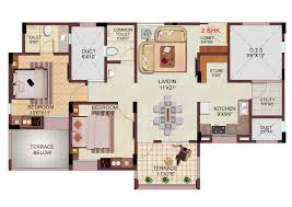 palace orchids floor plans project 3d views in kolhapur