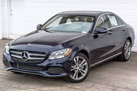 mercedes c class c300 pre owned 2016 mercedes c class c300 4d sedan 1ml0116 ken