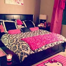 Pink And Black Bedroom Designs Pink And Black Bedroom Ideas Photos And