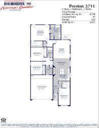 dr horton house plans home office