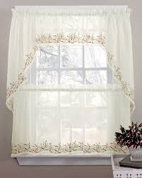 Sheer Swag Curtains Valances Heather Sheer Curtains Tiers Swags Valance Lorraine Home