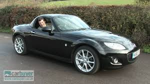 mazda mx5 mazda mx 5 roadster review carbuyer youtube