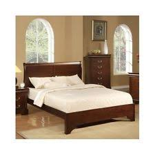 Platform Bed Ebay - sleigh bed ebay