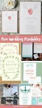 diy creative diy printable wedding invitations decor idea