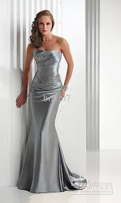 dh prom dresses wholesale dh gate sheath silver strapless prom dress formal