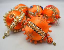 25 unique orange ornaments ideas on crafts