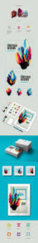 portfolio review branding and behance on pinterest from