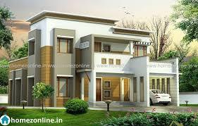 Modern Home Design 4000 Square Feet 5 Bed Room Modern Home In 4000 Sq Ft Homezonline