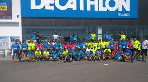 decathlon si e run day decathlon a ragusa sicilia running il podismo in sicilia