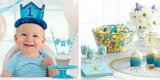 baby boy 1st birthday blue twinkle twinkle gender neutral 1st birthday party