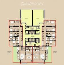 Marina Square Floor Plan Al Maha Tower Abu Dhabi Bayut Com