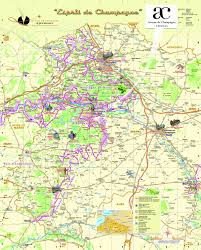 map ot city map and map of the region office du tourisme epernay pays