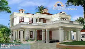 Home Architecture Design For India Home Plan And Elevation 3317 Sq Ft Home Appliance