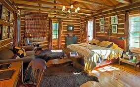 Log Cabin Bedroom Furniture by Coolest Cabins Winter Log Cabin