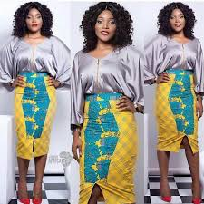skirt and blouse ankara skirt and blouse style for wedding married to fashion