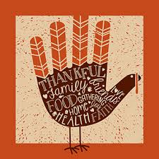 giving thanks on thanksgiving wow