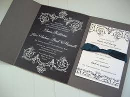 Bi Fold Wedding Program Simply Smashing Real Weddings