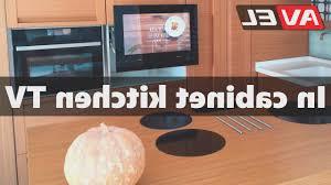 kitchen kitchen under cabinet tv kitchens