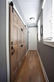 Sliding Closet Door Panels Closet Storage Rustic Wood Door Panel Of Sliding Closet Ideas