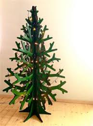 cardboard christmas tree recycled cardboard christmas tree painted green so yes this year