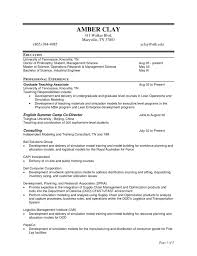 project manager resume residential construction superintendent
