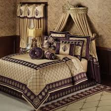 Fleur De Lis Headboard Bedroom Wood King Size Canopy Bed With Carving Headboard And