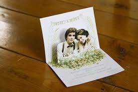 5 beautiful wedding invitation designs fullonwedding