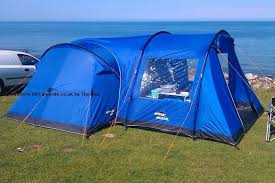 Side Awning Tent Vango Midas 400 4 Person Tent With Side Enclosed Canopy Awning