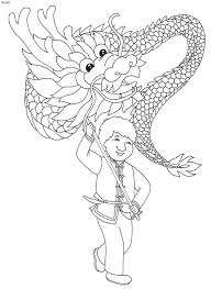 hong kong coloring page chinese new year coloring page hong kong